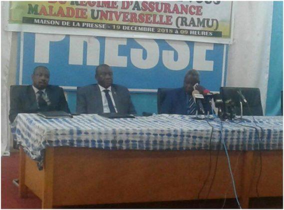 Le rôle des médias dans la promotion du RAMU expliqué - 19 Décembre 2018 à Bamako (Mali)