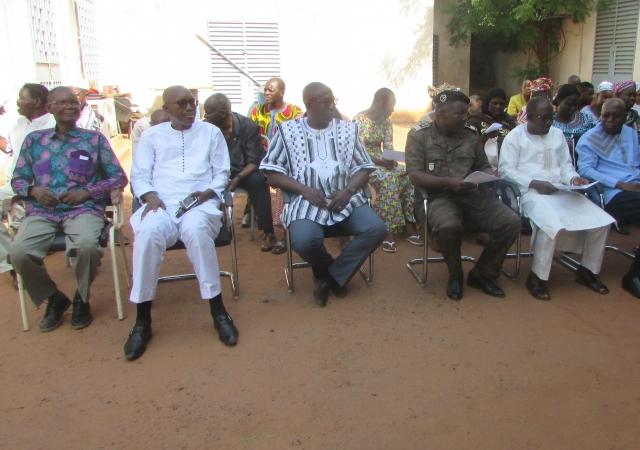 La MAADO organise une visite médicale gratuite au profit de ses mutualistes - 02 Mai 2019 à Ouagadougou (Burkina Faso)