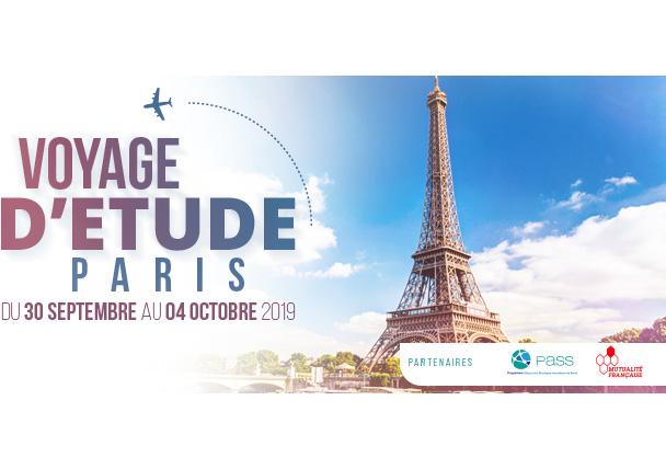 3ème édition du voyage d'étude des mutuelles africaines à Paris : les inscriptions se poursuivent jusqu'au 15 Juin 2019
