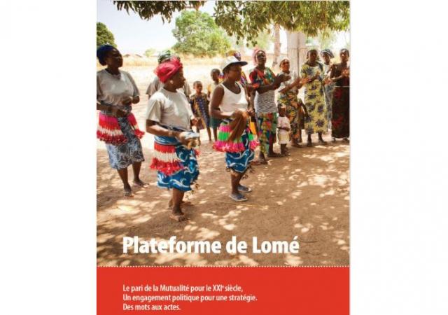La plateforme de Lomé, pour le plaidoyer des mutuelles en Afrique
