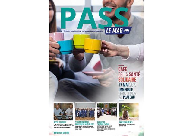 2ème Magazine quadrimestriel du Pass (Janvier - Avril 2019)