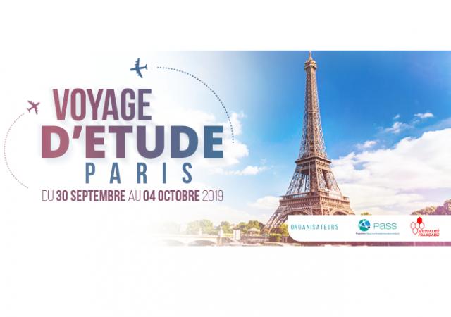 Voyage d'étude des mutuelles africaines en France - 30 septembre au 11 Octobre 2019 à Paris (France)