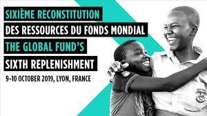 Conférence de reconstitution du Fonds Mondial à Lyon (France)