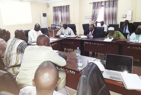 Des experts maliens se penchent sur le mécanisme de financement du Ramu - 25 novembre 2019 à Bamako (Mali)