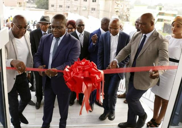 La Mugef-ci met à la disposition de ses mutualistes une Polyclinique de pointe - 9 janvier 2020 à Abidjan (Côte d'Ivoire)